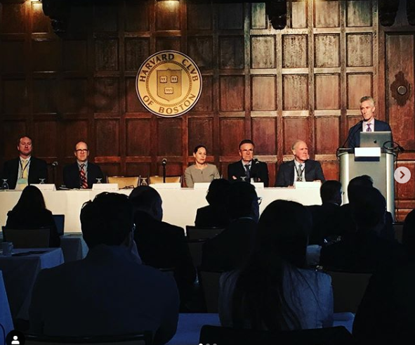 Brigham and Women's Hospital 2019 Cerebrovascular and Skull Base Symposium 1